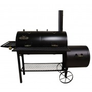 Pitsmoker Double Flow 1.000 - Defumador para American Barbecue - Arizona Smoke & BBQ