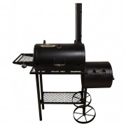 Pitsmoker Double Flow  600 - Defumador para American Barbecue - Arizona Smoke & BBQ