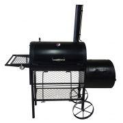 Pitsmoker Double Flow  800 - Smoke & BBQ