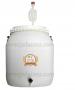 Bombona Fermentadora com Airlock e Torneira Simples 30 Litros