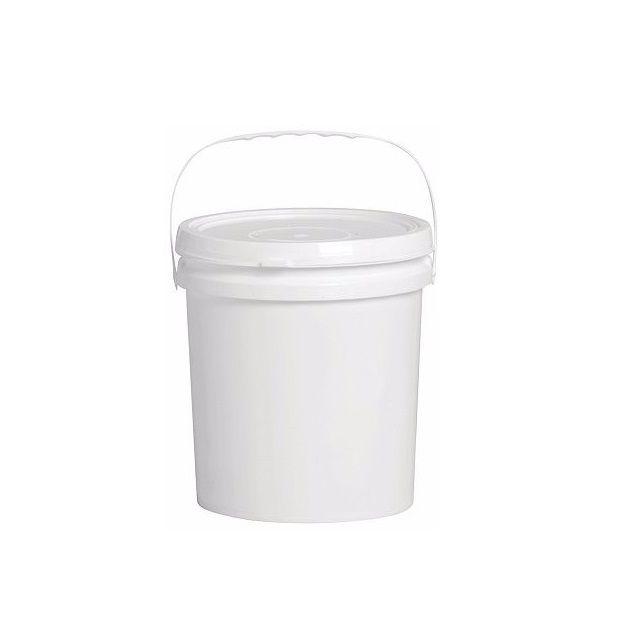 Balde Plástico Alimentício 12 Litros