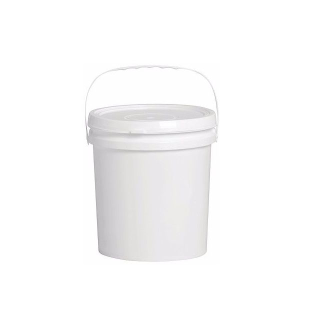 Balde Plástico Alimentício 22 Litros
