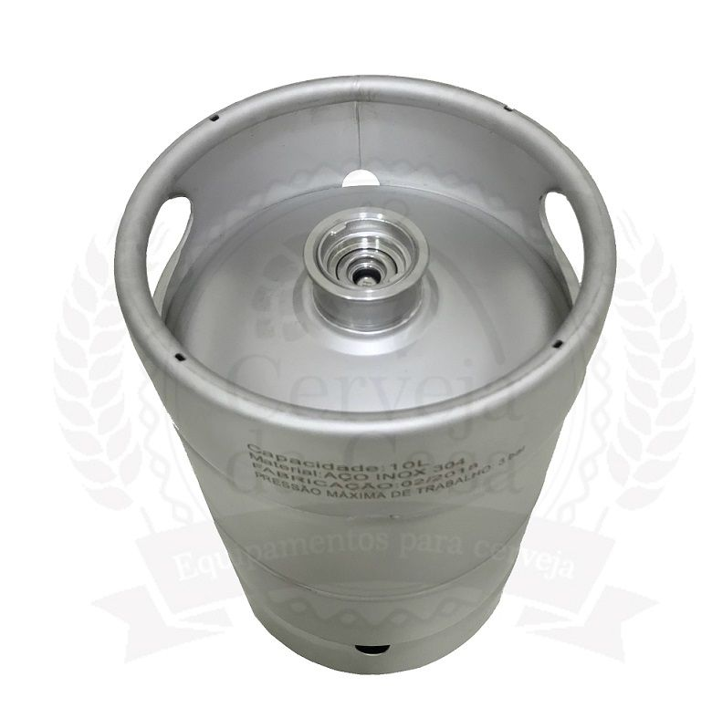 Barril Inox Slim  - Cerveja da Casa