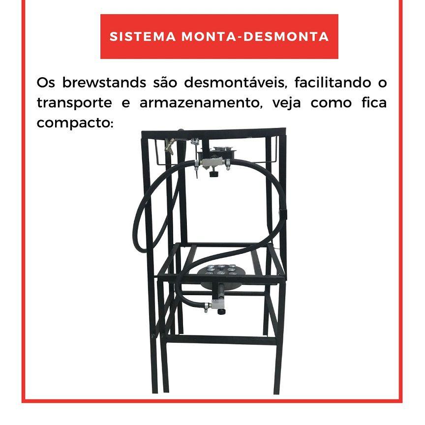 Brewstand - Cozinha 2 Módulos