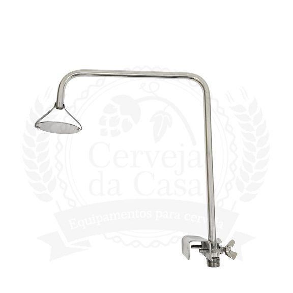 Chuveiro Sparge em Inox 304 (altura regulável)