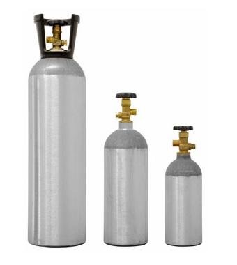 Cilindro para Gás CO2 para Chopp (vazio)