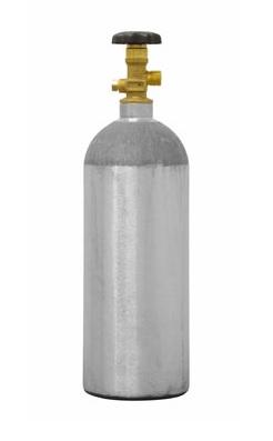 Cilindro para Gás CO2 para Chopp (vazio)  - Cerveja da Casa