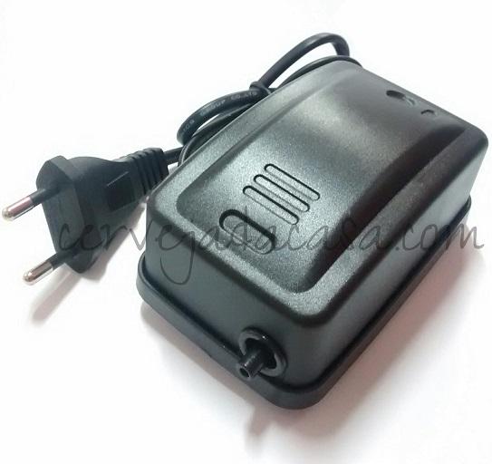 Compressor / Bomba para aerador de mosto 4 L/min