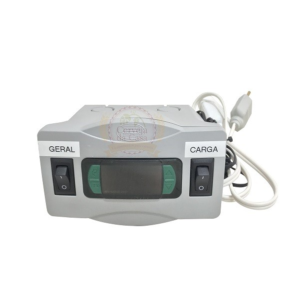 Controlador de Temperatura MT512E 2HP (Full Gauge) Com Console