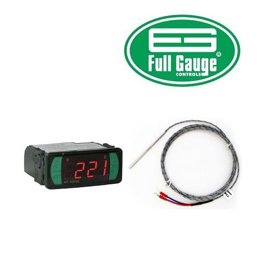 Controlador de Temperatura MT622E (Full Gauge)