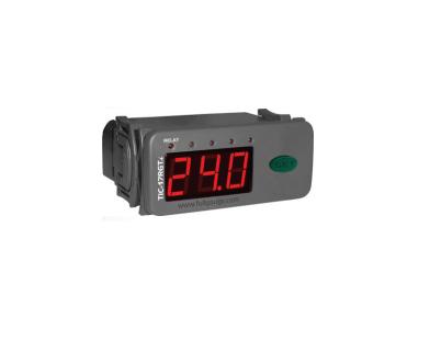 Controlador de Temperatura TIC-17 RGTi (Full Gauge)  - Cerveja da Casa