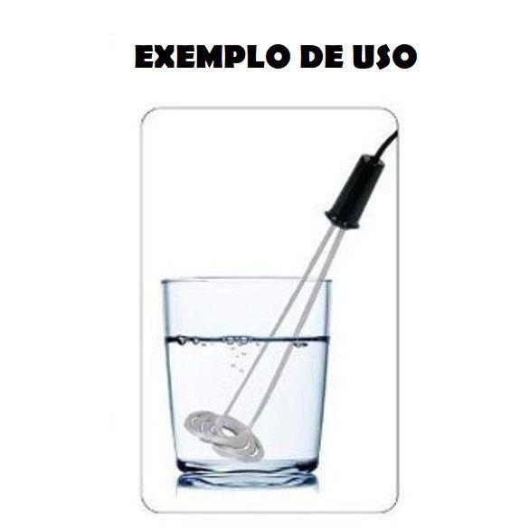 Ebulidor / aquecedor para água