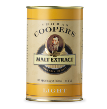 Extrato de Malte Coopers Light/Claro