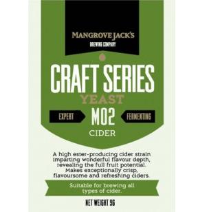 Fermento M02 Cider - Mangrove Jacks