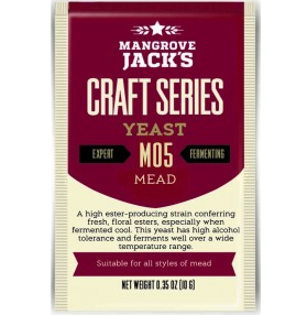 Fermento M05 Mead - Mangrove Jacks