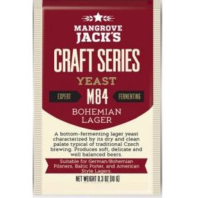 Fermento M84 Bohemian Lager - Mangrove Jacks  - Cerveja da Casa