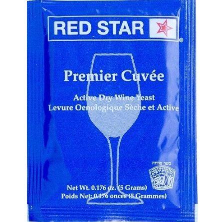 Fermento Red Star - Premier Cuvée  - Cerveja da Casa