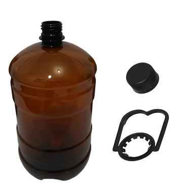 Garrafa Plástica PET 2L (Growler)  - Cerveja da Casa