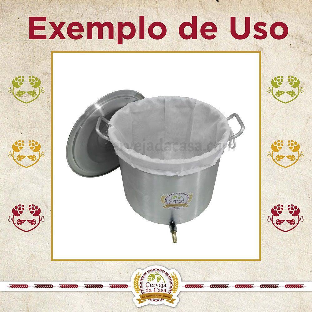 Grain Bag (saco para grãos)  - Cerveja da Casa