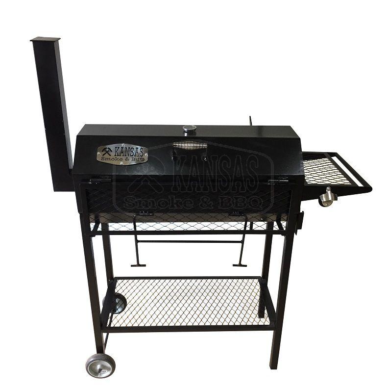 Grill Smoker - Kansas BBQ