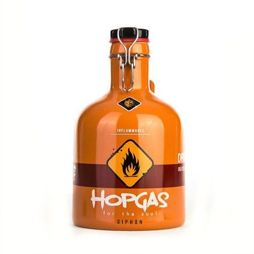 Growler de Cerâmica 2l - Hop Gas  - Cerveja da Casa