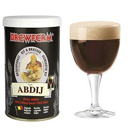 Kit de Extrato Abbey - Brewferm 9 Litros