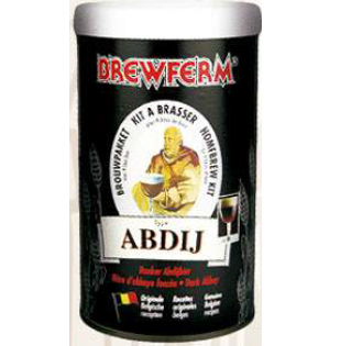 Kit de Extrato Abbey - Brewferm 9 Litros  - Cerveja da Casa