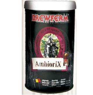 Kit de Extrato Ambiorix - Brewferm 15 Litros  - Cerveja da Casa