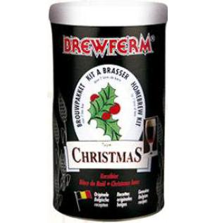 Kit de Extrato Christmas - Brewferm 7 Litros  - Cerveja da Casa