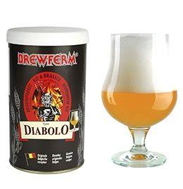 Kit de Extrato Diabolo - Brewferm 9 Litros