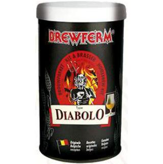 Kit de Extrato Diabolo - Brewferm 9 Litros  - Cerveja da Casa