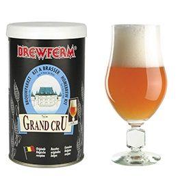 Kit de Extrato Grand Cru - Brewferm 9 Litros  - Cerveja da Casa