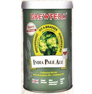 Kit de Extrato IPA - Brewferm 12 Litros  - Cerveja da Casa