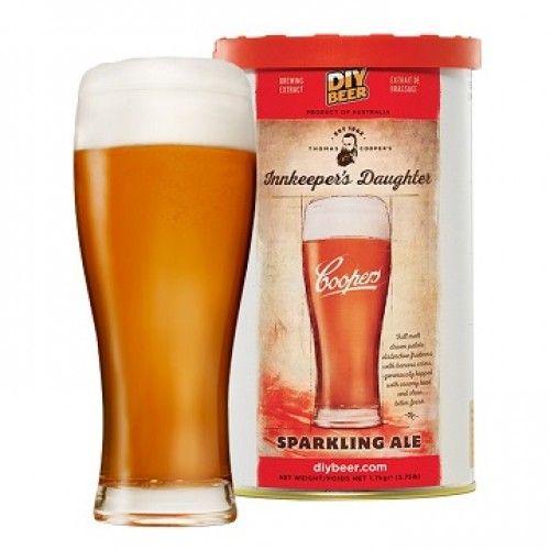 Kit de Extrato Sparkling Ale - Coopers (23 Litros)
