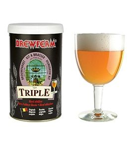 Kit de Extrato Triple - Brewferm 9 Litros