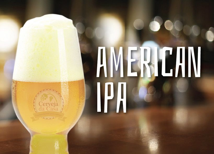 Kit de Insumos Cerveja Artesanal American IPA (Opções de 10 a 60L)