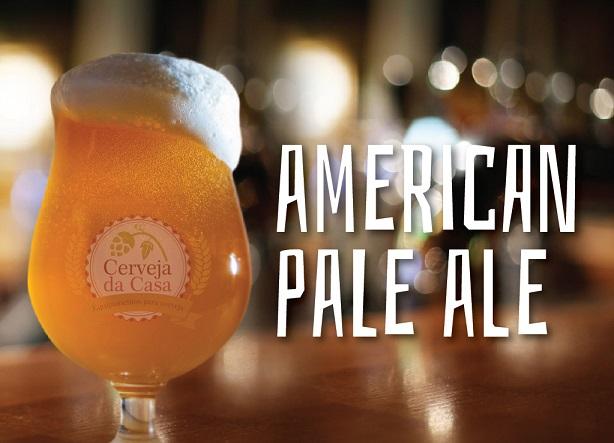 Kit de Insumos Cerveja Artesanal American Pale Ale - APA (Opções de 10 a 60L)