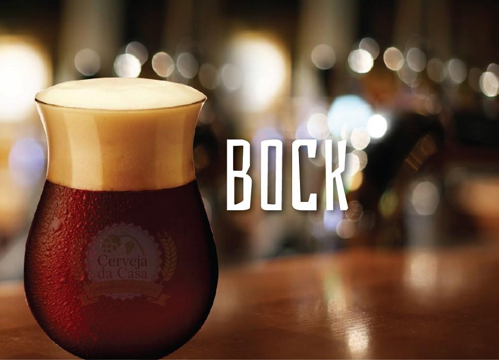 Kit de Insumos Cerveja Artesanal Bock (Opções de 10 a 60L)