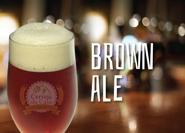 Kit de Insumos Cerveja Artesanal Brown Ale (Opções de 10 a 60L)