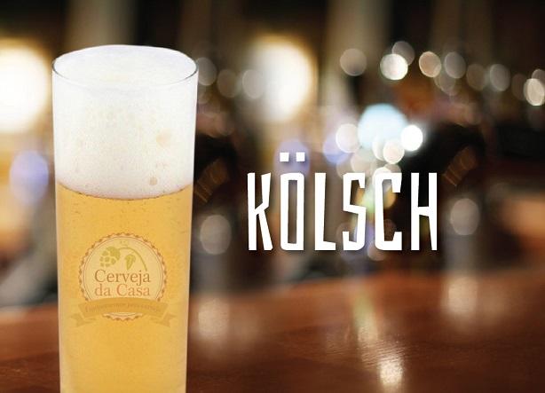 Kit de Insumos Cerveja Artesanal Kölsch (Opções de 10 a 60L)  - Cerveja da Casa