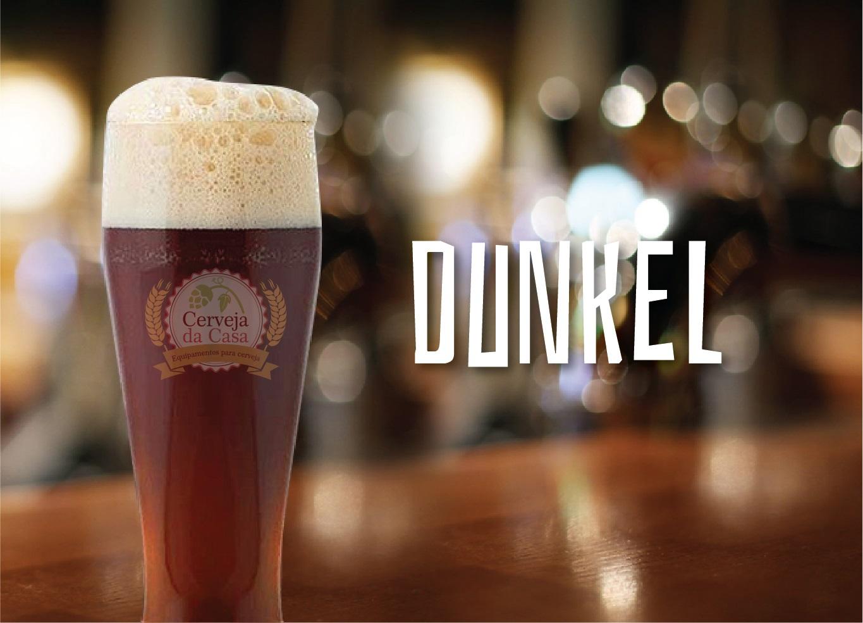 Kit de Insumos Cerveja Artesanal Munich Dunkel (Opções de 10 a 60L)