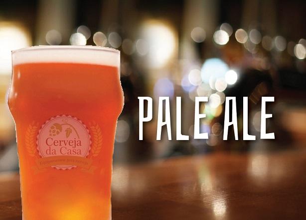 Kit de Insumos Cerveja Artesanal Pale Ale (Opções de 10 a 60L)
