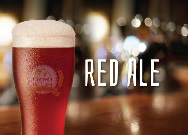 Kit de Insumos Cerveja Artesanal Red Ale (Opções de 10 a 40L)