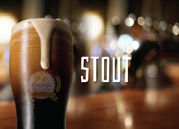 Kit de Insumos Cerveja Artesanal Stout (Opções de 10 a 40L)  - Cerveja da Casa