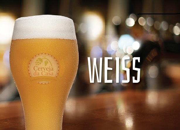 Kit de Insumos Cerveja Artesanal Weiss (Opções de 10 a 40L)  - Cerveja da Casa
