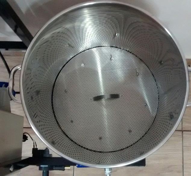 *Indisponível* Kit Cozinha Semi-Automatizada para Brassagem  - Cerveja da Casa