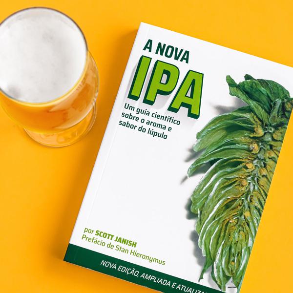 "Livro ""A Nova IPA"" (Scott Janish)"