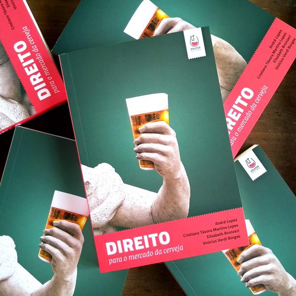 """Livro """"Direito para o Mercado da Cerveja"""""""