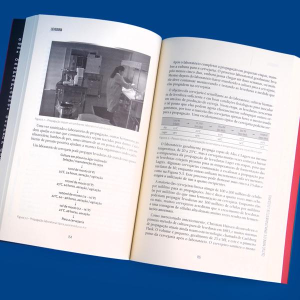 """Livro """"Levedura"""" (Chris White e Jamil Zainasheff)"""