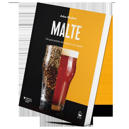 "Livro ""Malte"" (John Mallett)"